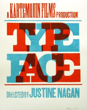 Typeface  (2009)